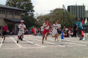 大久保中20180918体育祭5