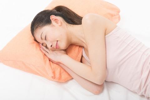 作楽整体院での施術中は、ご遠慮なくおやすみください!・津山市のリラクゼーション整体