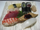 丸鮨懐石弁当の寿司