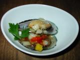 ロコのパーナ貝のマリネ
