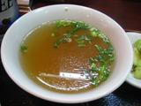 上海屋のスープ