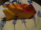 ガルニのケーキ