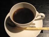 さんらくランチコーヒー