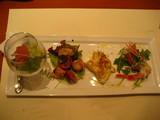 PrimaMio前菜4種