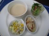 サンマルク前菜とスープ