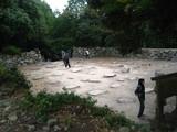 安土城天主の礎石2