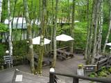 陶仙房オープンカフェ