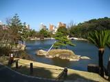 徳川園の庭