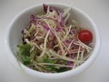 イーストパラダイスのサラダ