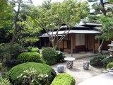 桑山美術館庭園と茶席