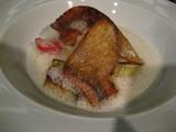 本日のお魚(赤むつ)料理
