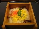 京柳ご飯(セイロ蒸し)