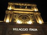 イタリア村看板