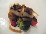魚料理(鯛)