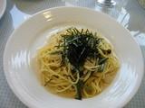 パステルタラコと野菜の和風仕立て