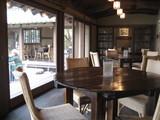 蔵久カフェ室内