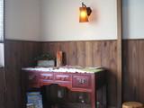 カフェ茶蔵店内