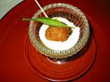 雅の里料理1