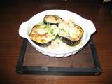 庄や海鮮味噌なすチーズ焼き