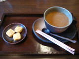 五箇山カフェのコーヒー