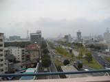 ル・ジャルダン屋上から遠景