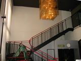 昭和美術館2階階段