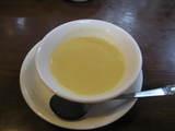 あさくまランチのスープ