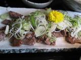 イワタ和風定食肉