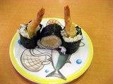 かっぱ寿司えび天巻