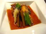 京柳御菜(鯛のあら炊き)