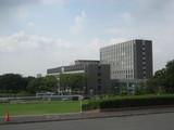 名古屋大学校舎遠景