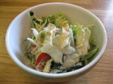金の糸サラダ