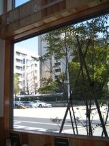 コメダ桜山1Fカウンター席