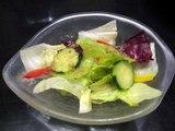 甲羅サラダ