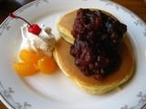 コンパルの小倉ホットケーキ