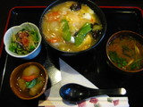 海鮮天津丼980円