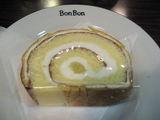 ボンボンのロールケーキ