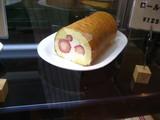 いちごの丘ケーキ屋ロールケーキ