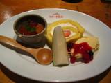 文化食堂デザート
