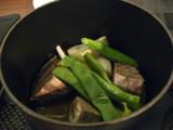 和牛ほほ肉と有機野菜のココット煮