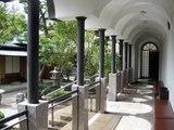 桑山美術館廊下