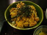 菊園ミニ親子丼