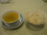 川菜スープ&ごはん