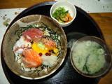 串安海鮮丼