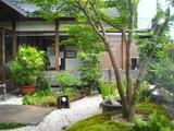 大蔵餅中庭