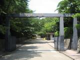 南山大学正門