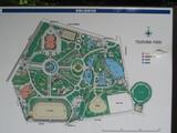 鶴舞公園案内図