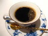 晁隆房のコーヒー