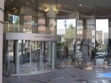中京大学正面玄関