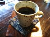 陶仙房コーヒー